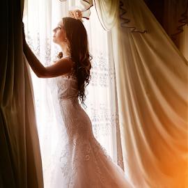 bride by Dejan Nikolic Fotograf Krusevac - Wedding Bride ( wedding photos destination, wedding photography, vencanje, snasa, svadba, wedding rings, bride, fotograf )