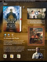 Screenshot of Javier Sierra HD