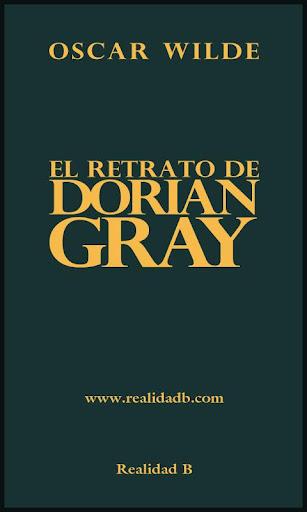 Retrato de Dorian Gray -GRATIS