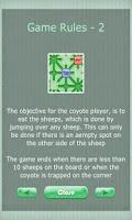 Screenshot of El Coyote