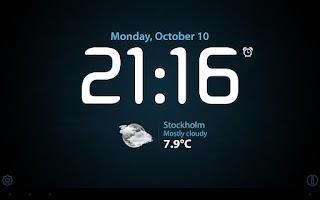 Screenshot of Cassandra Stand - Sony Tablets