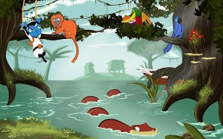 Screenshot of Nono's Adventures in Amazonia