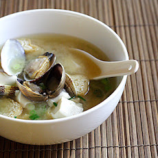 Asari Miso Soup Recipe (Miso Soup with Clams)