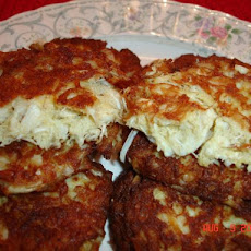 Crab Cakes from Maryland Governor's Kitchen