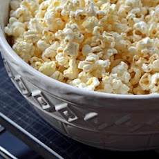Parmesan Popcorn or Curry Popcorn