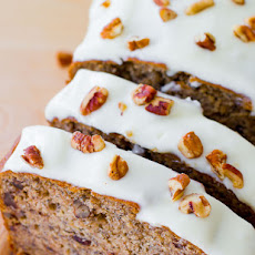 Best-Ever Banana Bread with Cream Cheese Icing
