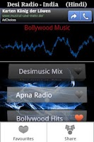 Screenshot of Desi Radio- Hindi,Tamil,Telugu