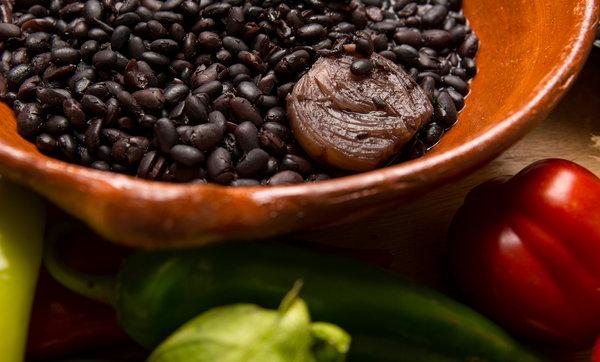 bean mexican pizza chicken black bean and spinach enchiladas breakfast ...