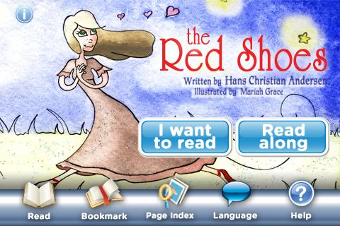 The Red Shoes StoryChimes