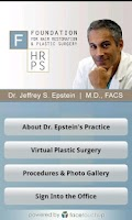 Screenshot of Plastic Surgery & Hair Restore