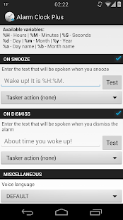 Alarm Clock Plus Donation - screenshot