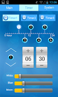 Screenshot of SmartController For Light