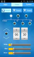 Screenshot of SmartController For Light