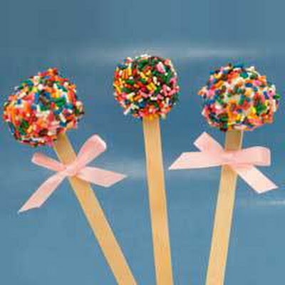 Ice Cream Lollipops
