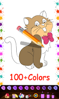 Screenshot of Tom Cats Coloring