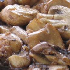 Mushrooms in Balsamic Sauce