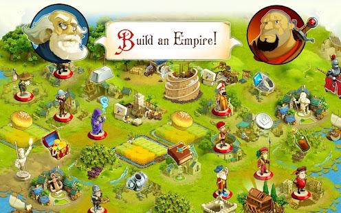 how to build a financial empire