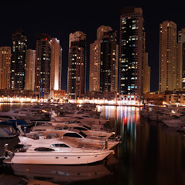 DUBAI MARINA by Kim Pot - Buildings & Architecture Architectural Detail