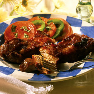 Marvelous Mustard Ribs