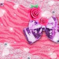 Screenshot of Pink Diamonds Wallpapers HD