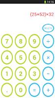 Screenshot of Calculator JB