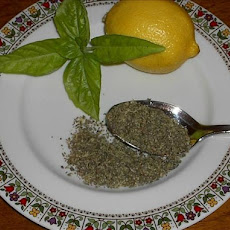 Lemon-Herb Seasoning