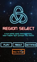 Screenshot of Region Select