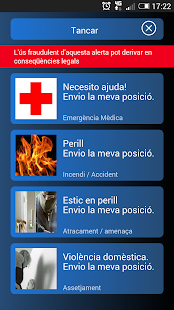 Citizen Security - Cornellá - screenshot