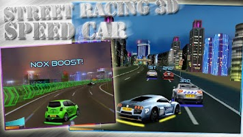 Screenshot of Street Racing 3D - Speed Car