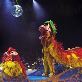 Circus Parade Dragons by Stephen Beatty - News & Events Entertainment