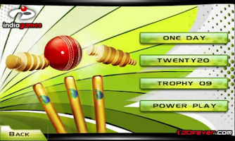 Screenshot of Cricket T20 Fever 3D