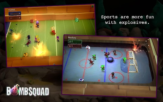 BombSquad APK screenshot thumbnail 17