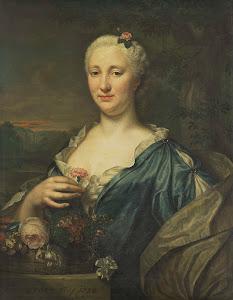 RIJKS: Mattheus Verheyden: painting 1750