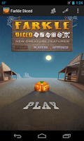 Screenshot of Farkle Diced - Ghost Town