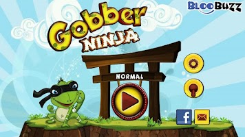 Screenshot of Gobber Ninja