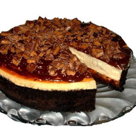 English Toffee Cheesecake Recipes | Yummly
