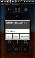 Screenshot of Remote for Roku