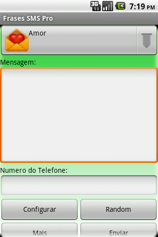 Frases SMS Pro