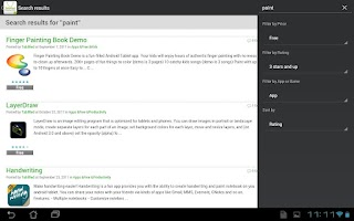 Screenshot of Tablified Market Pro (50% OFF)