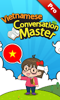 Screenshot of Vietnamese Conversation Master