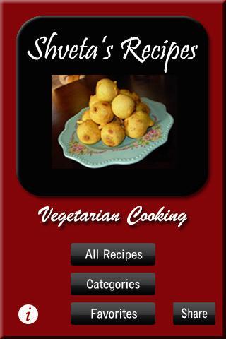 Shveta's Indian Recipes Lite