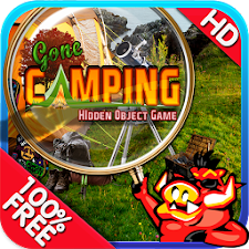 Gone Camping New Hidden Object