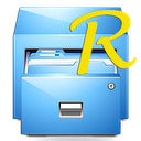Root Explorer mobile app icon
