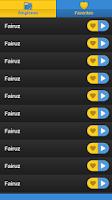 Screenshot of رنات و نغمات فيروز