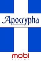Screenshot of Apocrypha KJV