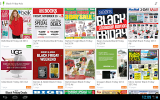 Screenshot of Black Friday - BlackFriday.com