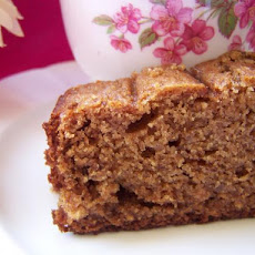 Apple Butter & Pecan Quick Bread