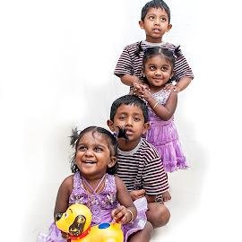 Cute.. by Antony Satheesh - Babies & Children Child Portraits