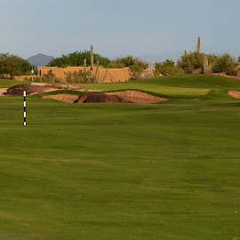 Troon North Monument #1 by Laura Johnston - Sports & Fitness Golf ( arizona )