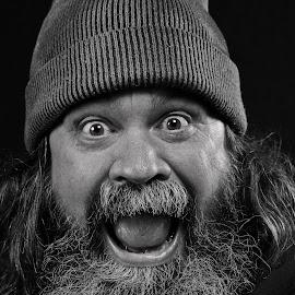by Jeff Fox - People Portraits of Men